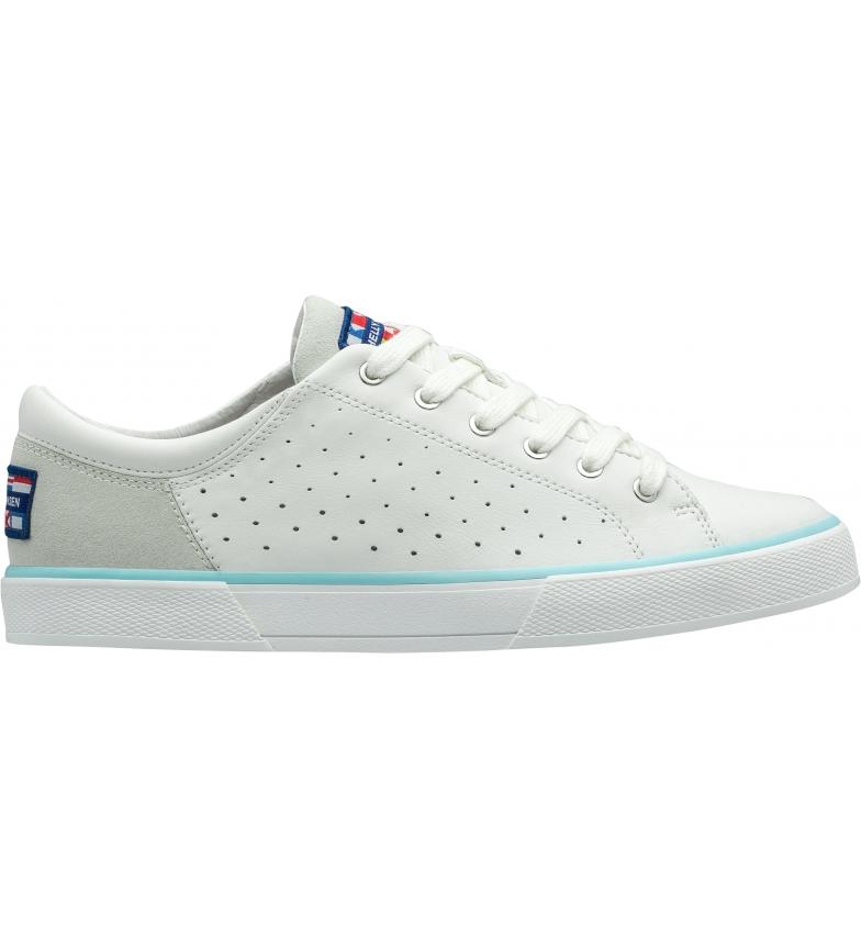 Comprar Helly Hansen Copenhague sapatos de couro branco quebrado