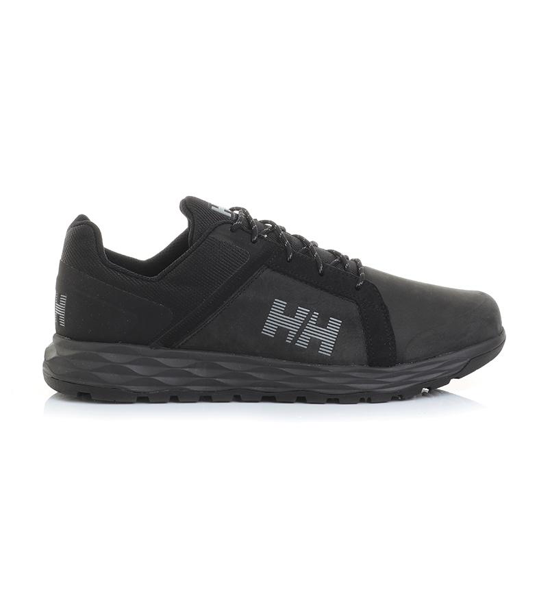 Comprar Helly Hansen Gambier black leather sneakers