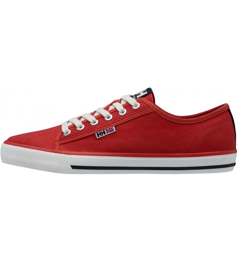 Comprar Helly Hansen Fjord Canvas V2 sapatos vermelhos