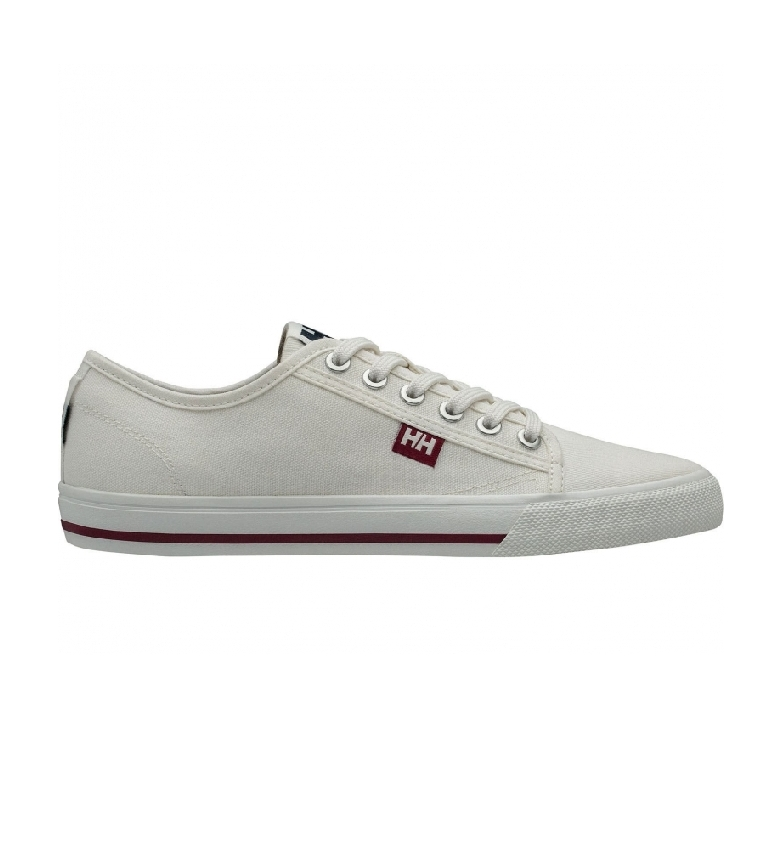 Helly Hansen W FJord Canvas V2 shoes white