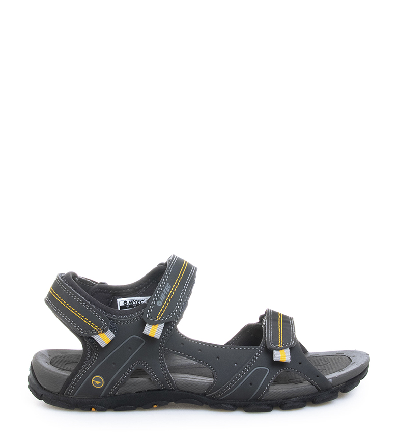 Comprar Hi-tec  Sandalia Terreno Strap gris, amarillo