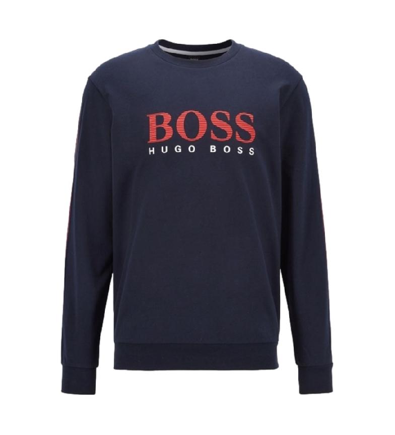 Hugo Boss Felpa blu autentica