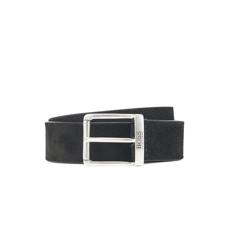 Comprar Hugo Boss Cintura Joni-Sd_Sz35 in pelle - 50419390 nera