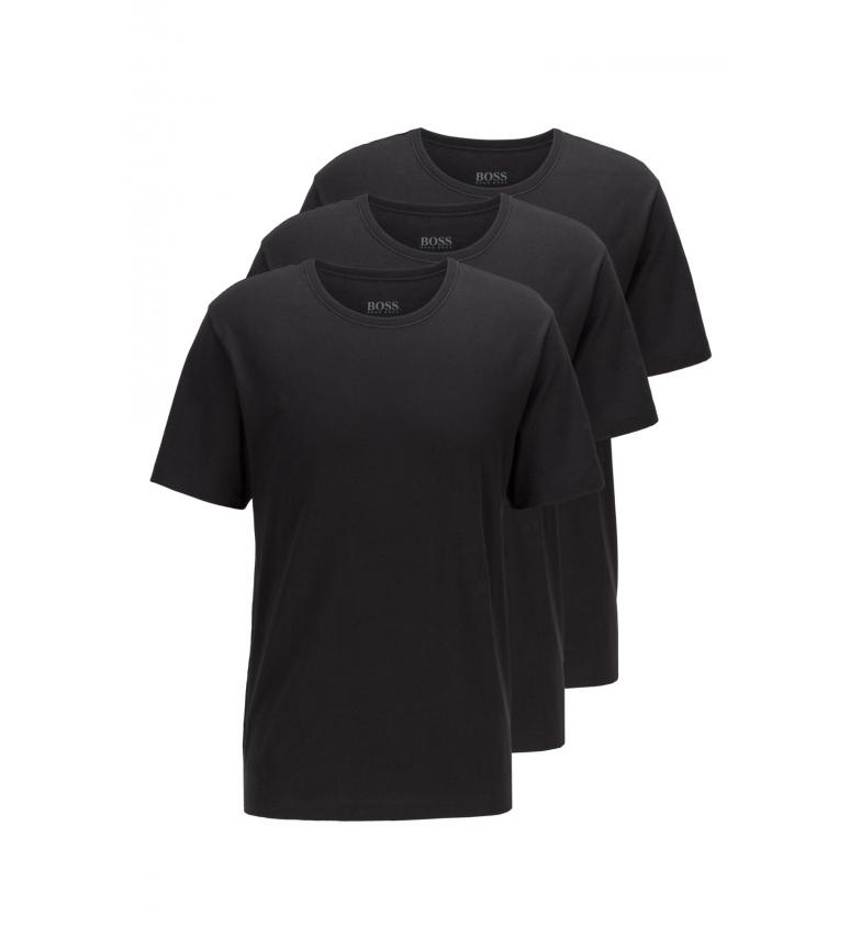 Comprar Hugo Boss Lot de 3 T-shirts 50325385 noir