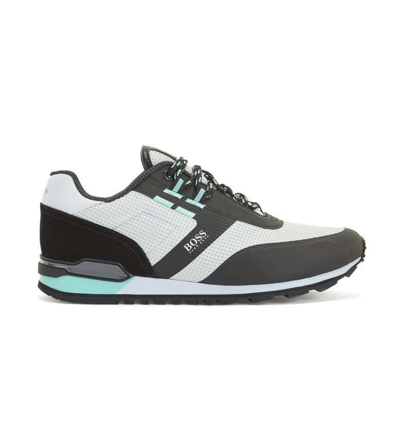 Hugo Boss Sneakers Parkour cinza