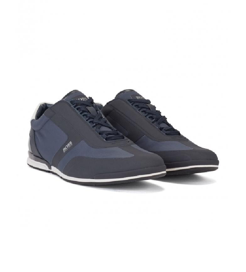 Comprar Hugo Boss Low Top Sneakers Saturn navy