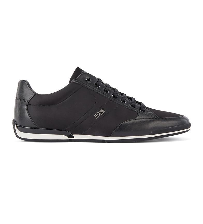 Comprar Hugo Boss Sneakers Low Top con Memory Foam Saturn black