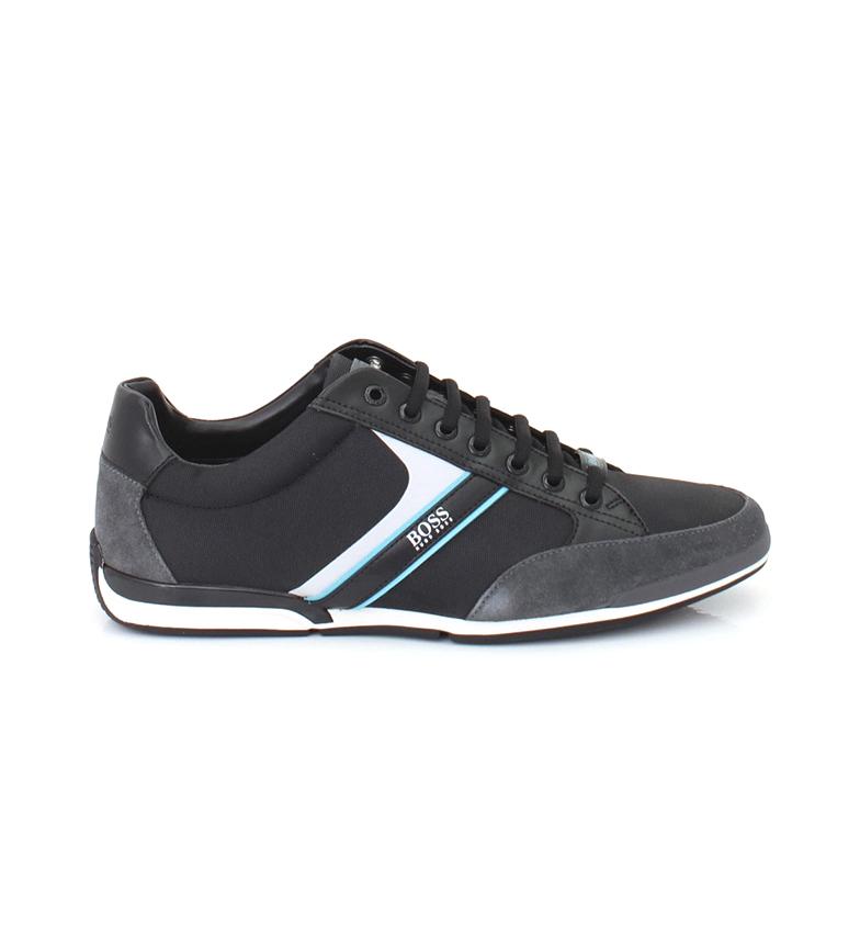 Comprar Hugo Boss Saturn Lowp mx grey, navy shoes