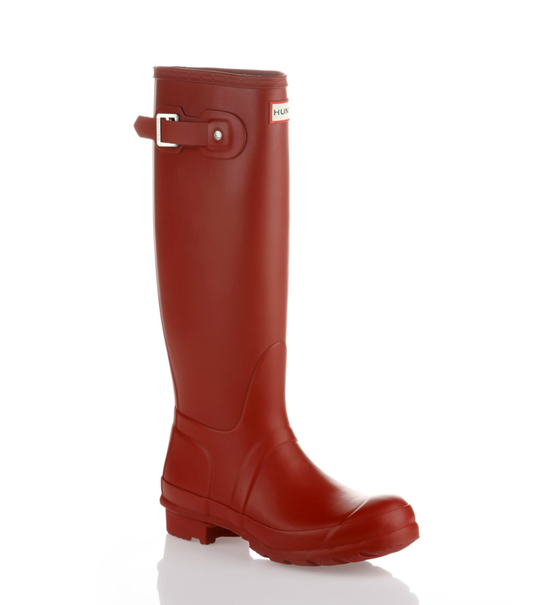 The i Hunter red Botas Original military de Agua i PPtzAxqf