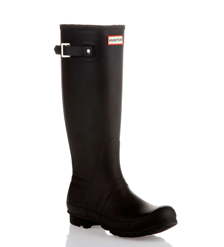 Botas Hunter The de negro Agua Original CAw6U