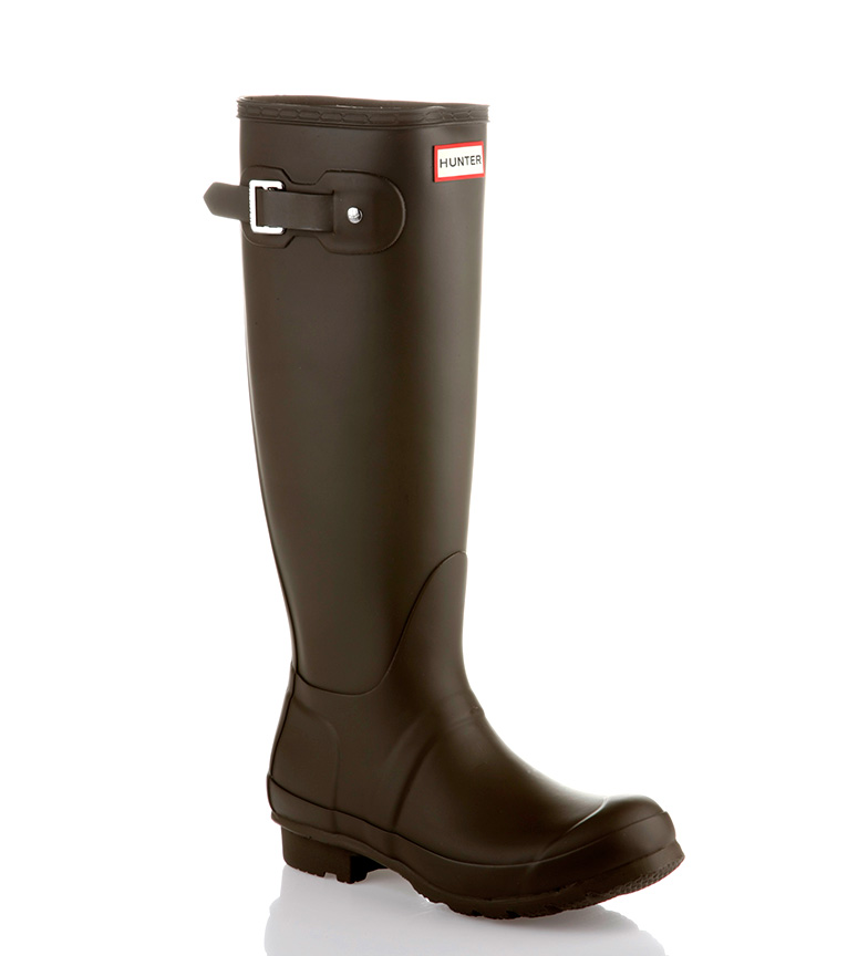 The Original Botas de verde Hunter Botas Hunter Agua EXwY4q