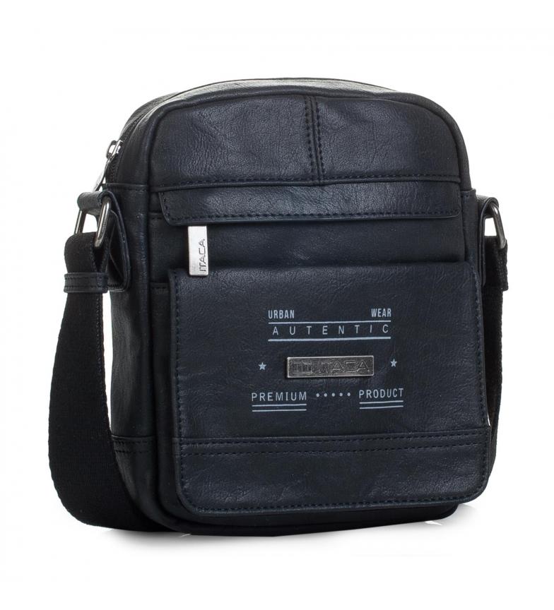 Comprar ITACA Sac à bandoulière en cuir T26021 noir -16x22x6cm