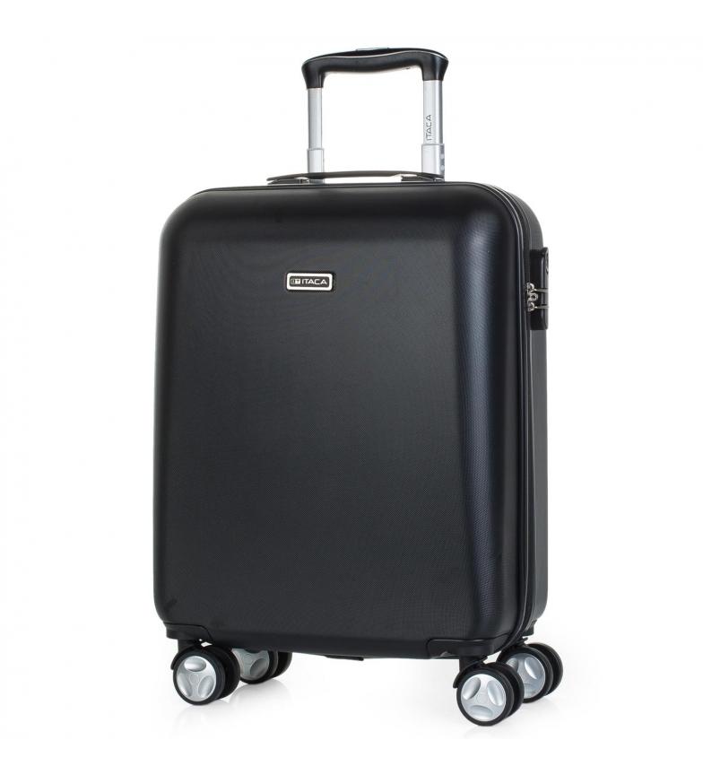 Comprar ITACA Valigia da viaggio 4 ruote cabina T58050 nero -55x40x20cm
