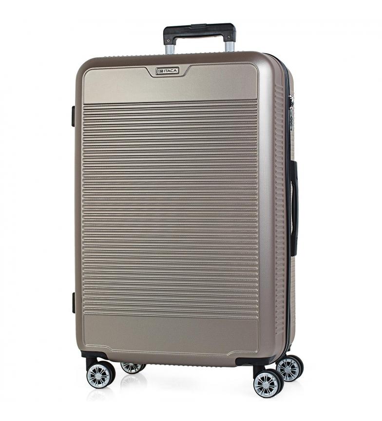 Comprar ITACA Grande valise de voyage rigide à 4 roues T72070odoradp -76x50x31cm