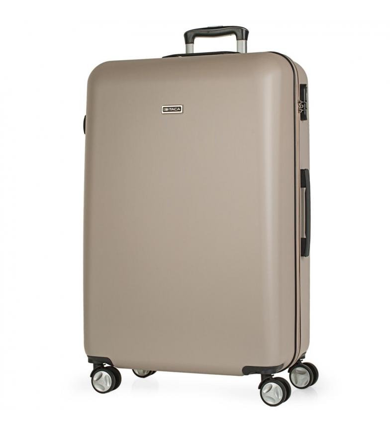 Comprar ITACA Large Travel Bag XL Trolley T58070 champagne -76x48x29cm