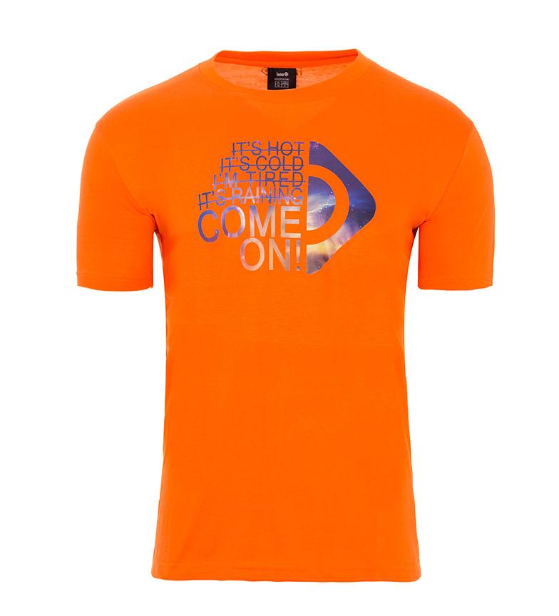Comprar Izas Alabama orange t-shirt