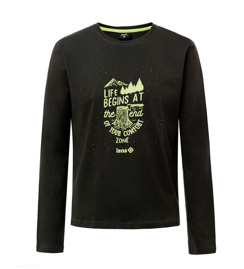 Comprar Izas Khaki Arosa T-shirt