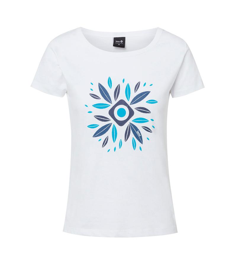 Izas Camiseta Dadia blanco