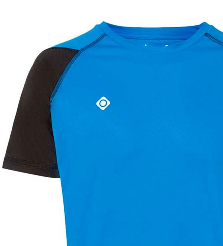 Izas Camiseta Morkil azul, negro