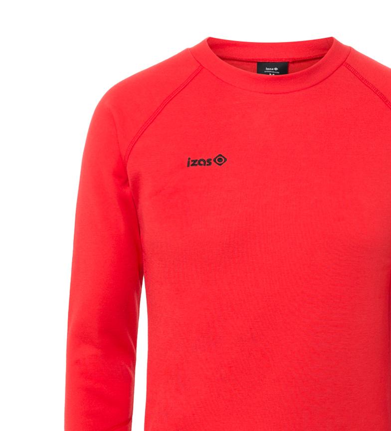 Izas Camiseta t�rmica Nelion rojo