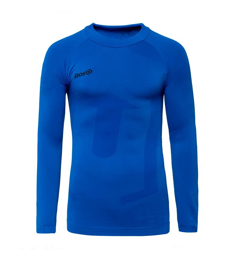 Azul Azul Trmica Trmica Sarek Izas Camiseta Izas Izas Camiseta Sarek Camiseta tQCsBhrxod