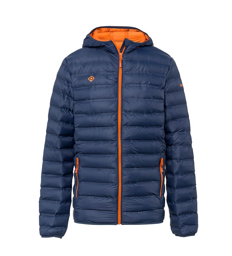 Izas Marbore Blå Jakke, Orange