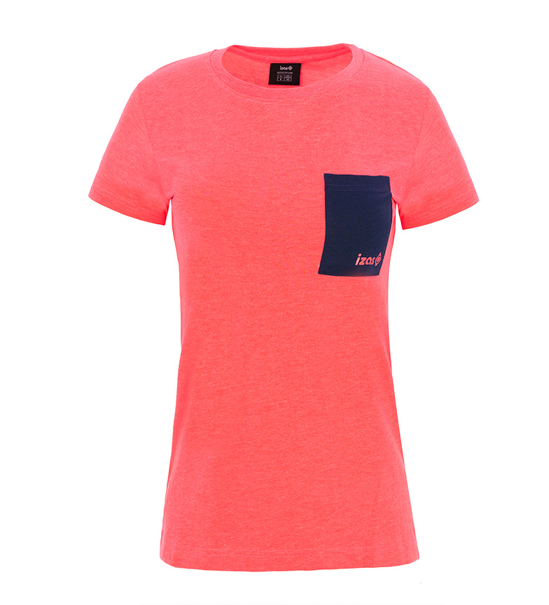 Comprar Izas Camiseta Dakota coral