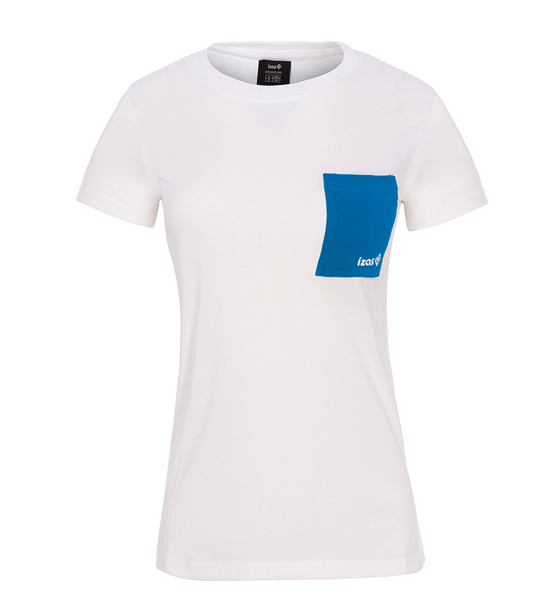 Comprar Izas T-shirt bianca Dakota