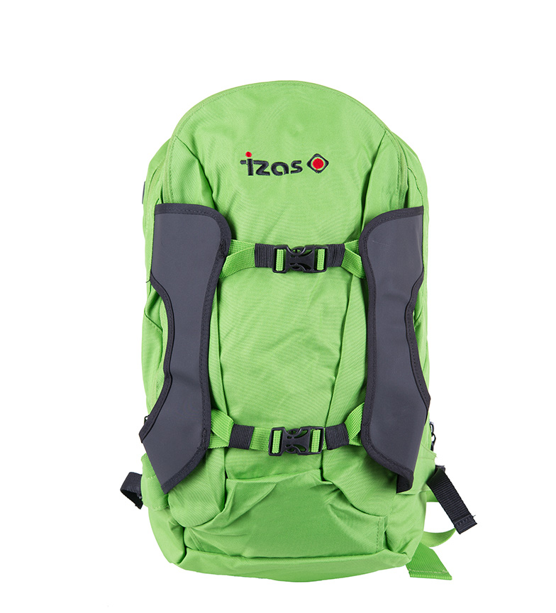 Comprar Izas Mochila Britton verde, gris oscuro -50x10x28cm-