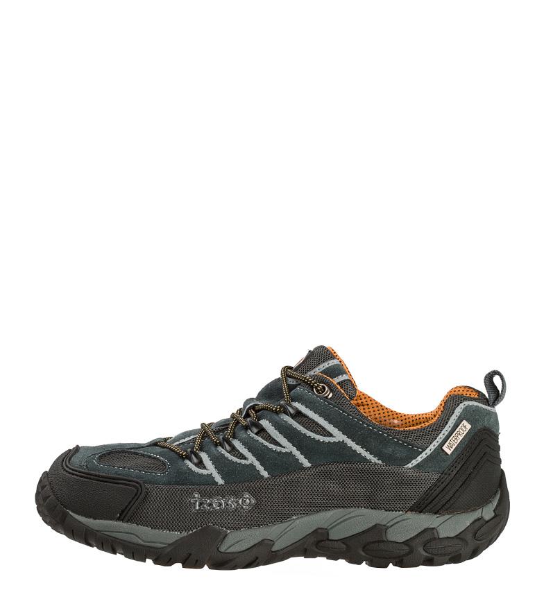 Zapatos beige de verano Tacón cono oficinas para mujer Zapatillas Izas Serre A&N - Botas Chukka mujer  Zapatillas Izas Serre  Color Negro VQTqm