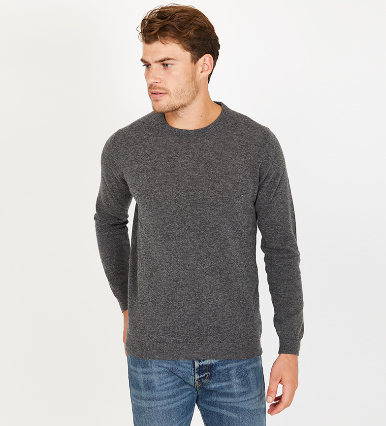 Comprar Jack Stuart Knitted sweater Ciryl gray