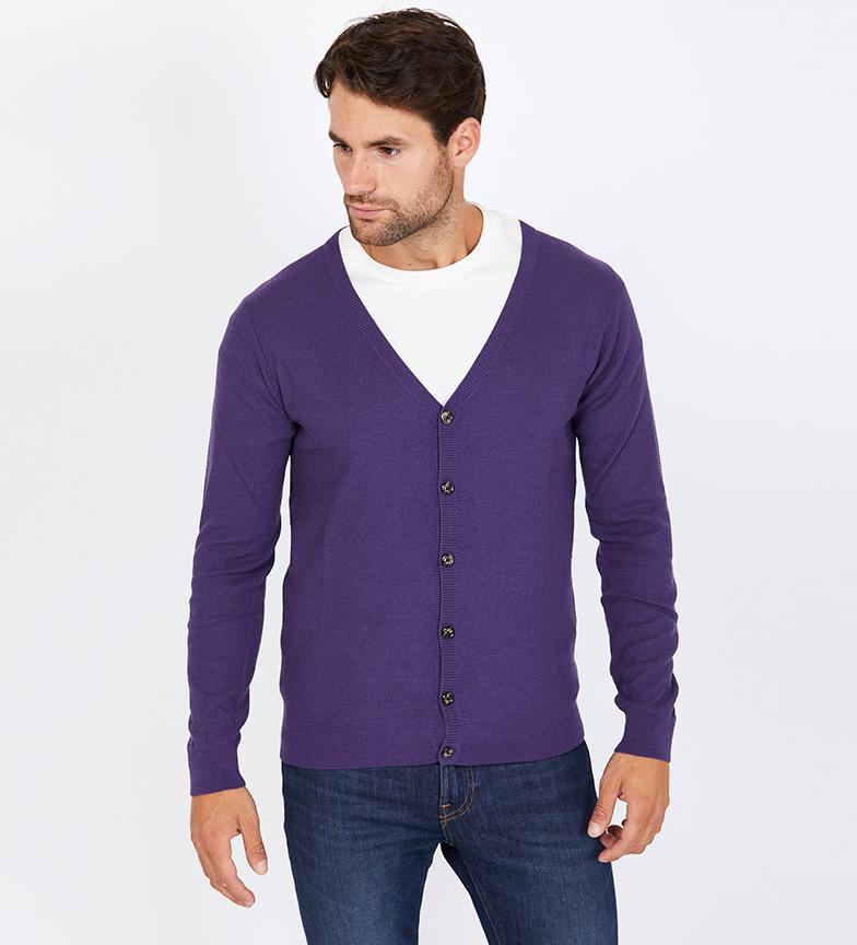 Comprar Jack Stuart Knitted jacket Gaye violet