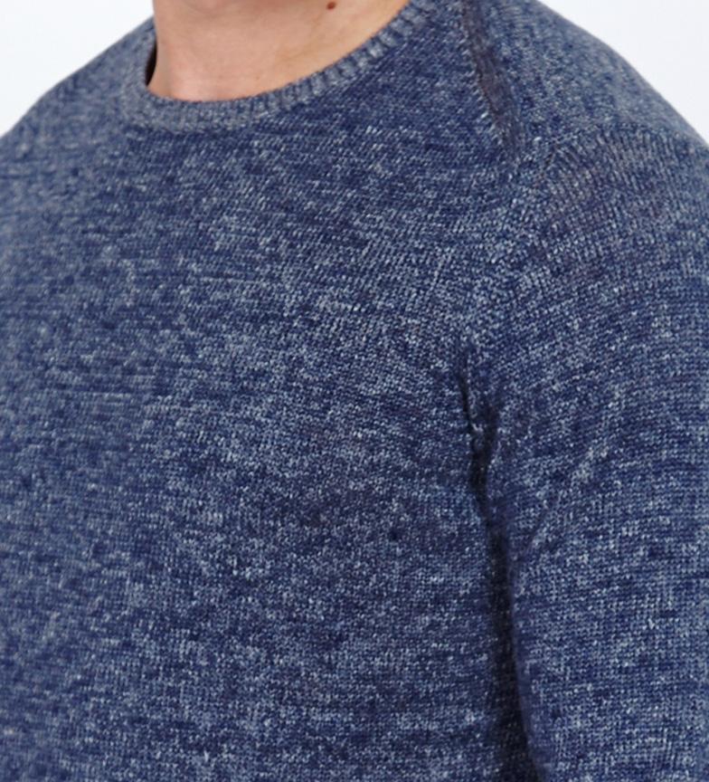 Jack Stuart Jersey De Punto Crol Azul Valget billig pris ny ankomst online YBrbvJhU0Q