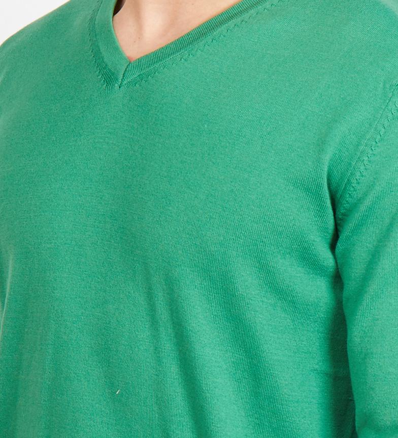 Jack Stuart Jersey de punto Kaden verde