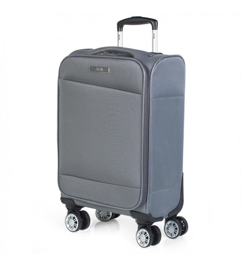 Comprar Jaslen Trolley de 50cm 101050 gris oscuro -55x35x18cm-