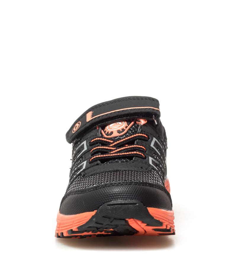 J-Hayber-Chaussures-Rilina-noires-et-orange-Enfants-Bleu-Multicolore-Tissu miniature 11