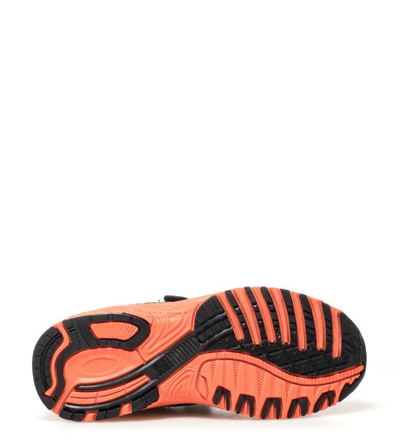 J-Hayber-Chaussures-Rilina-noires-et-orange-Enfants-Bleu-Multicolore-Tissu miniature 15