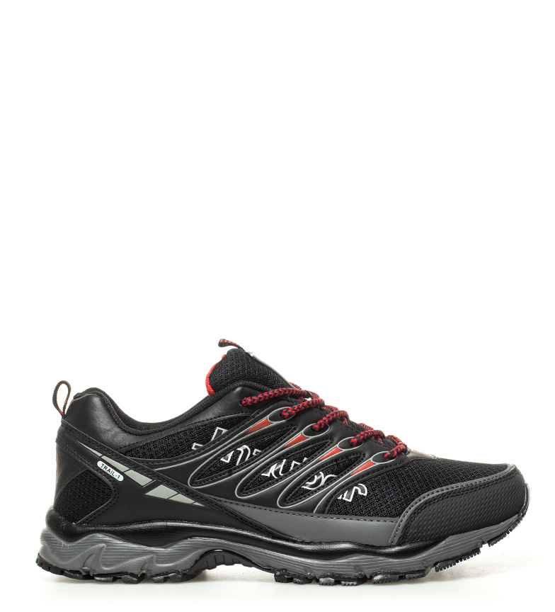 Comprar J´Hayber Zapatillas running Ralico negro, rojo