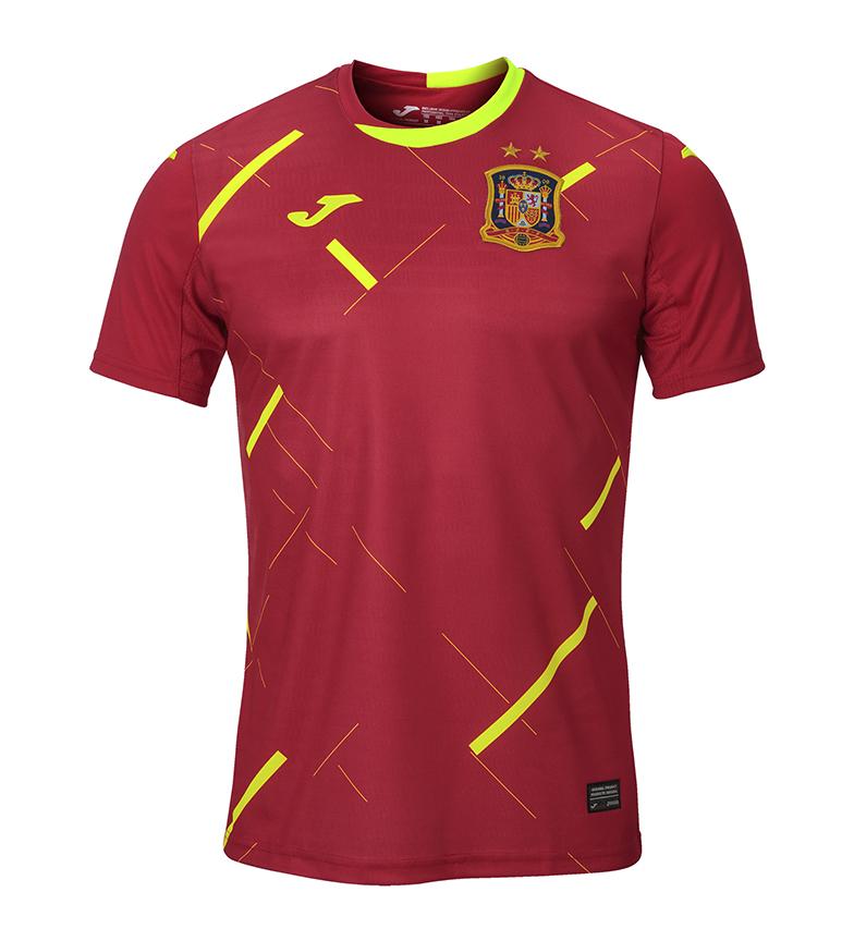 Comprar Joma  1ª Camiseta Futsal España Hombre rojo