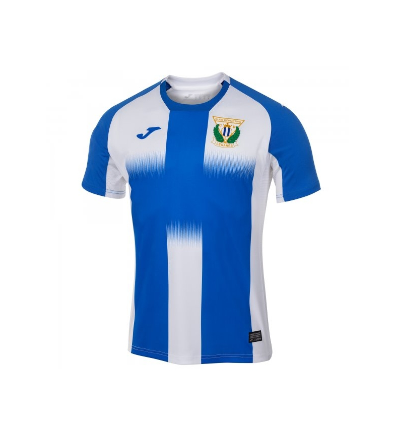 Comprar Joma  T-shirt 1st Leganes blu, bianca