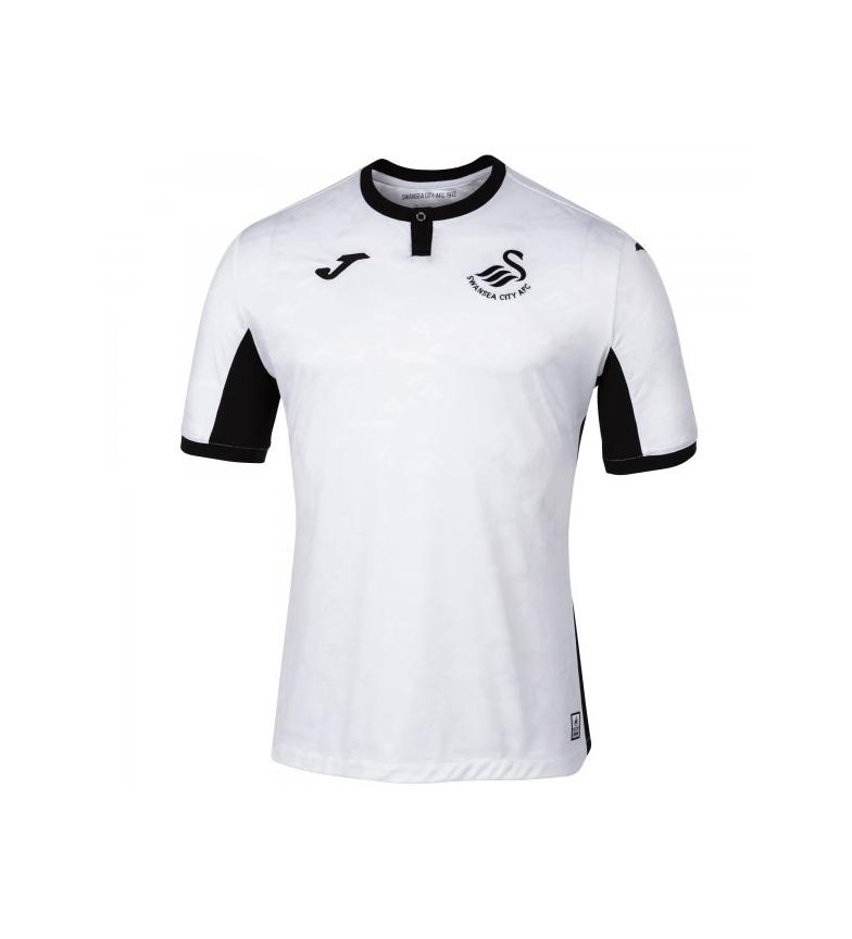 Comprar Joma  1er T-shirt Swansea blanc m/c