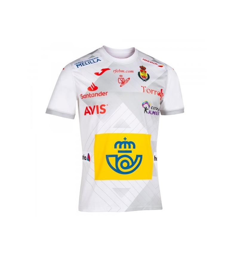 Comprar Joma  2ª Camiseta Balonmano España blanco