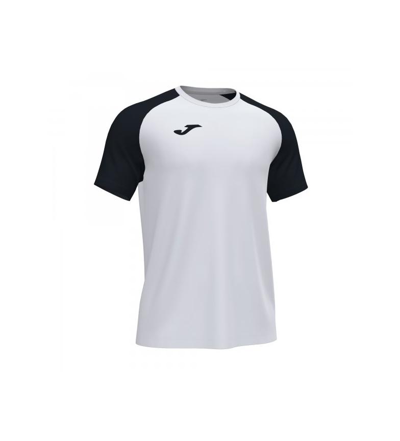 Joma  Camiseta Manga Corta  Academy IV blanco, negro