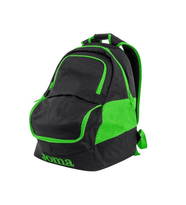 Comprar Joma  Backpack Diamond II black-green