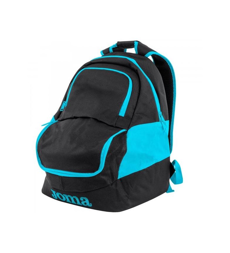Comprar Joma  Mochila Diamond II preto-turquesa fluor azul