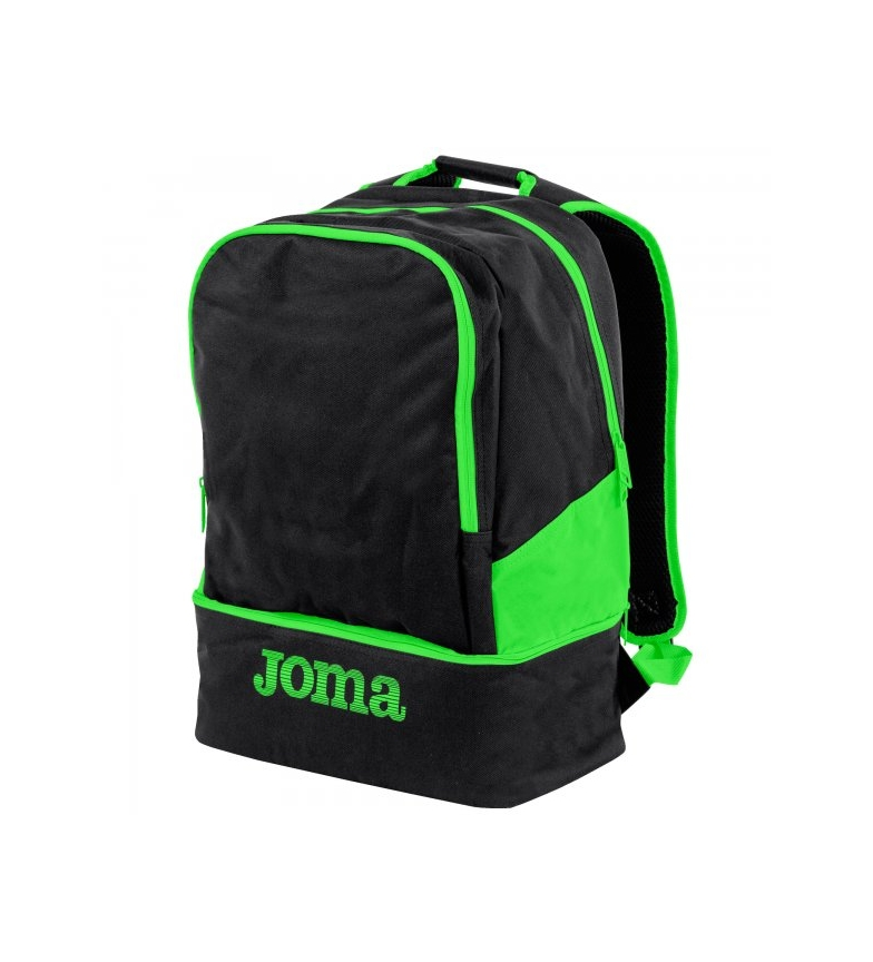 Comprar Joma  Backpack Stage III black-green fluor