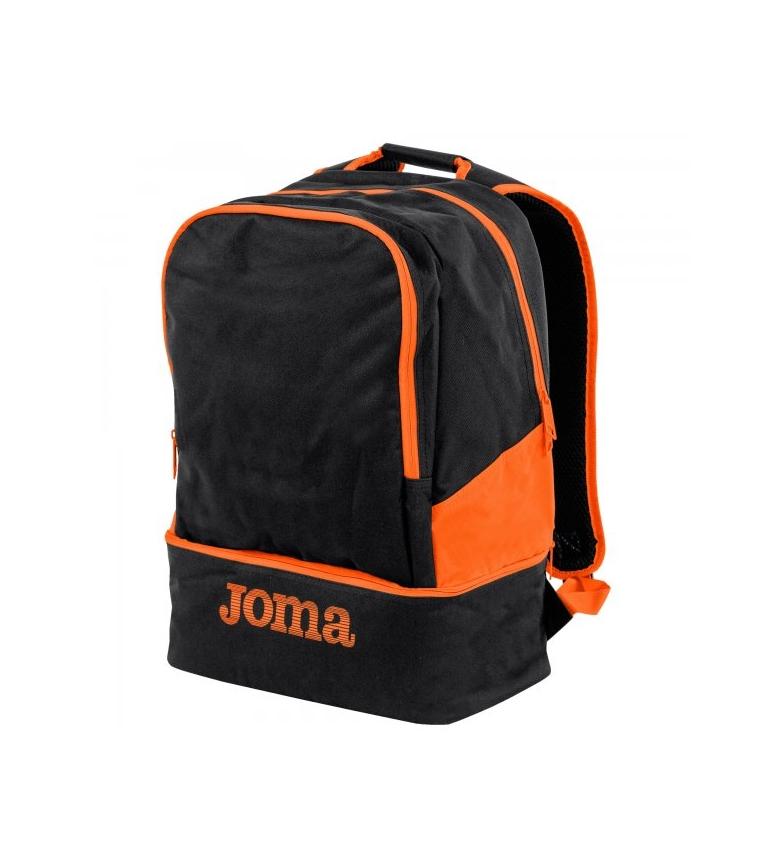 Comprar Joma  Mochila Estádio III preto-laranja