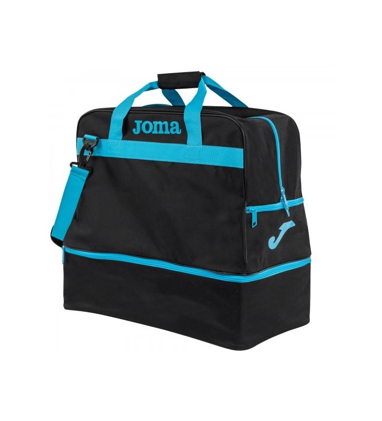 Comprar Joma  Borsa da allenamento III nera, blu -48x49x32cm-