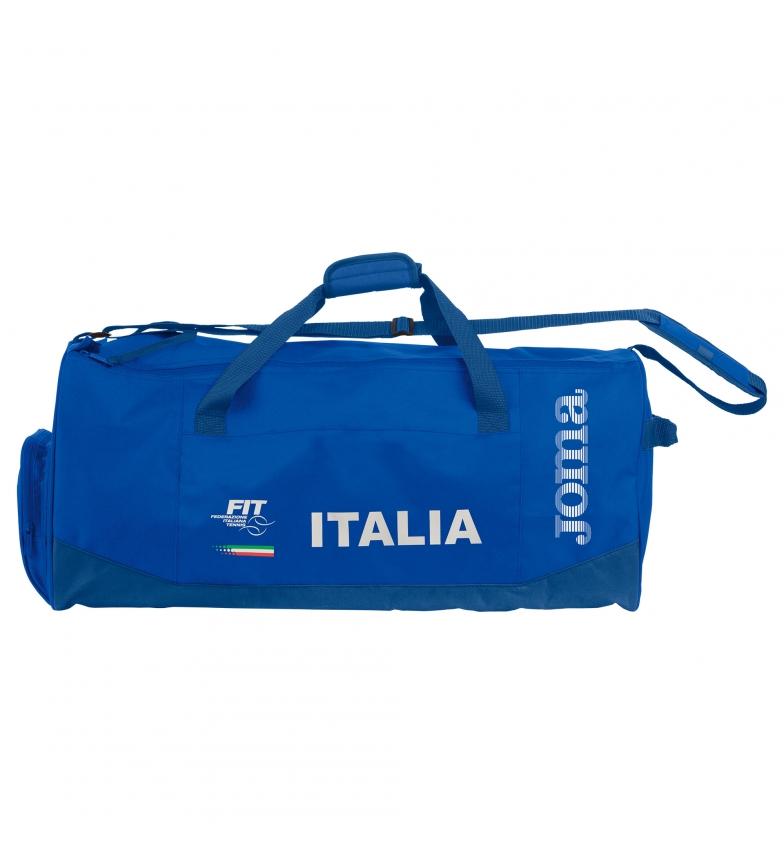 Joma  Fed em forma. Ténis Itália azul -62x30x34cm