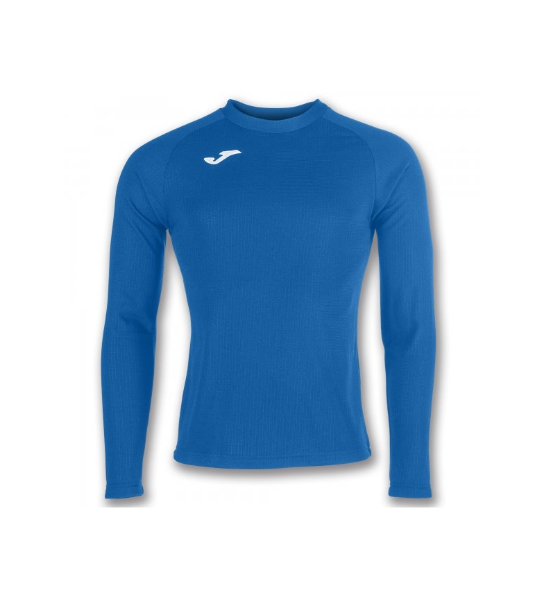 Comprar Joma  BRAMA FLEECE SHIRT ROYAL L / S
